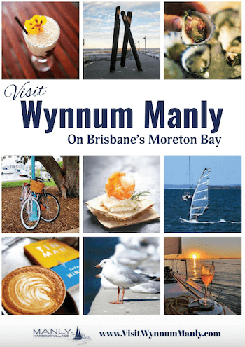 Visit Wynnum Manly Annual Guide