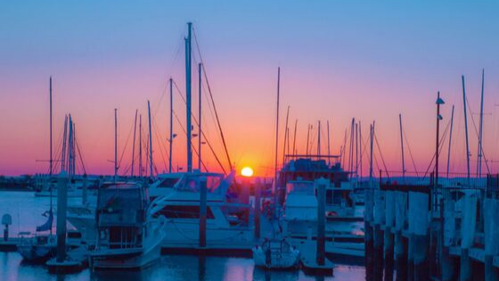 Visit Wynnum Manly Marina Photo
